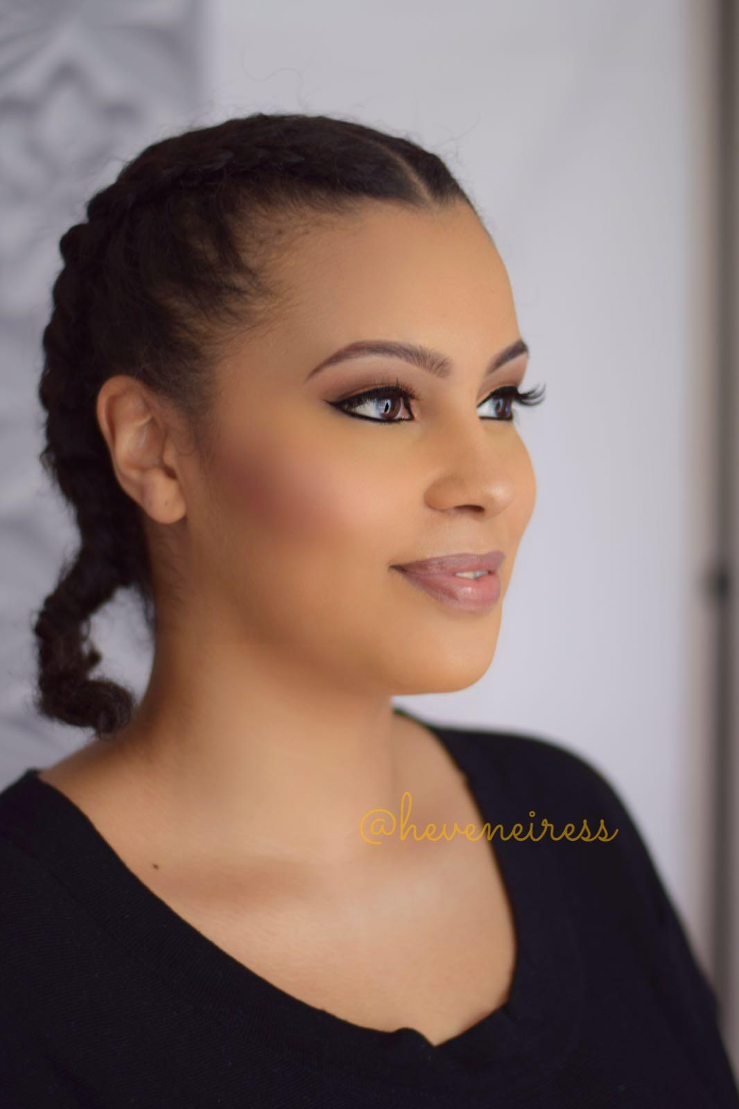... heveneiress - london makeup artists - bella naija - asoebi - makeup on black skin ...
