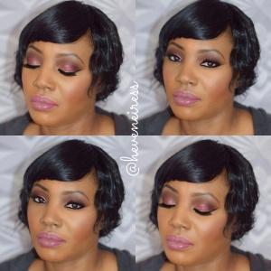 Heveneiress - makeup artist in london - olajumoke bamigboye - bridal makeup artist - bella naija - asoebi - bridal hair styles - black makeup artists in london