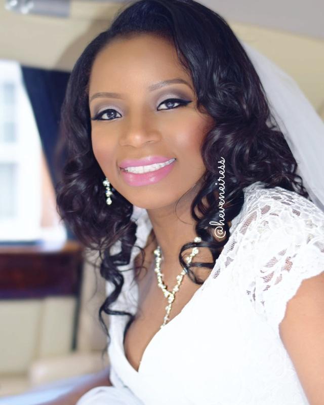 bridal hair & makeup | hĚveneiress london