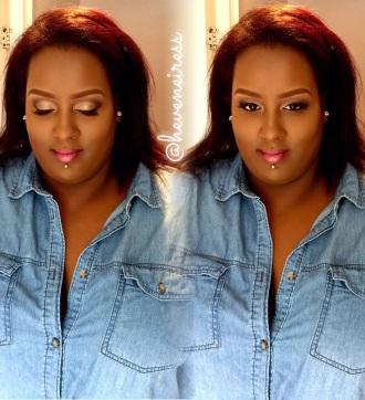 heveneiress london - makeup artist - london bridal makeup artist - black makeup artists - asian makeup artists in london - surrey - oxford - windsor - bridal hair stylists in london - asoebi - bella naija - best london makeup artist - nigerian wedding
