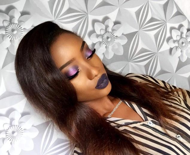 Heveneiress - bridal makeup artist - london makeup