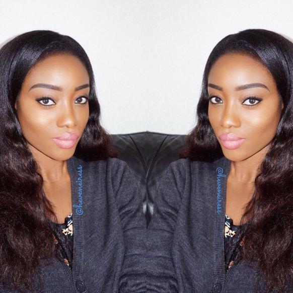 Heveneiress - london makeup artist - bridal - mua