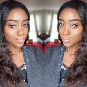 London makeup artist - bridal makeup - asoebi