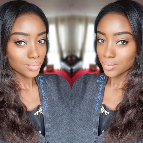 London makeup artist - bridal makeup - asoebi